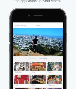Adobe Premiere Clip Ekran Görüntüleri - 2
