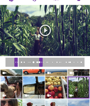 Adobe Premiere Clip Ekran Görüntüleri - 1