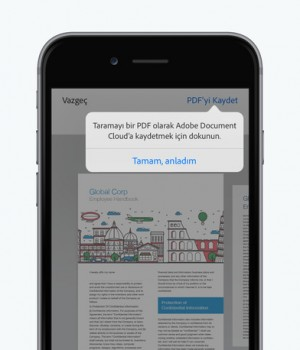Adobe Scan Ekran Görüntüleri - 3