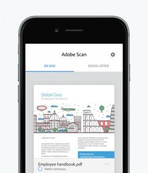 Adobe Scan Ekran Görüntüleri - 2