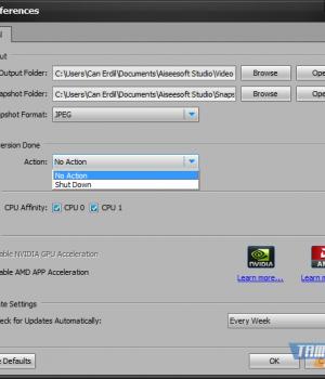 Aiseesoft FLV Video Converter Ekran Görüntüleri - 1