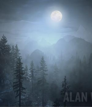 Alan Wake Teması Ekran Görüntüleri - 1