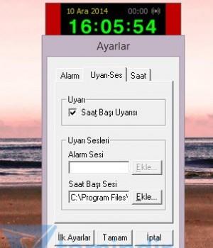 Alarmlı Sayısal Saat Ekran Görüntüleri - 3