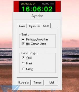 Alarmlı Sayısal Saat Ekran Görüntüleri - 4