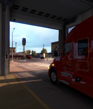 American Truck Simulator Ekran Görüntüleri - 1