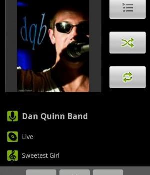 Android Music Player Ekran Görüntüleri - 2