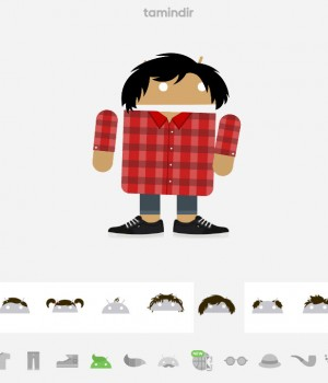 Androidify Ekran Görüntüleri - 3