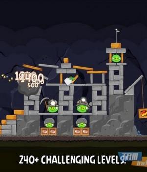 Angry Birds Ekran Görüntüleri - 2