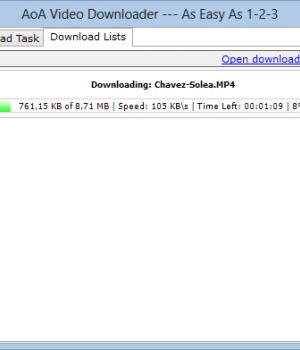 AoA Video Downloader Ekran Görüntüleri - 1