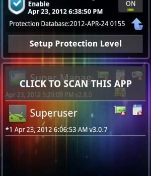 APK Anti-Virus Bodyguard Ekran Görüntüleri - 6