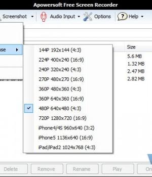 Apowersoft Free Screen Recorder Ekran Görüntüleri - 2
