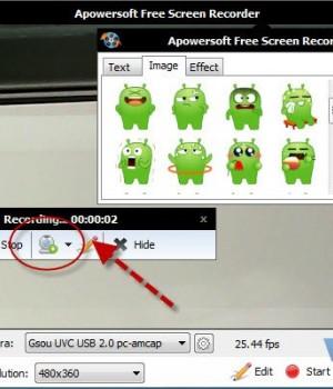 Apowersoft Free Screen Recorder Ekran Görüntüleri - 3