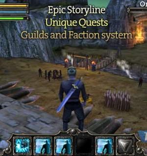 Aralon: Sword and Shadow Ekran Görüntüleri - 3