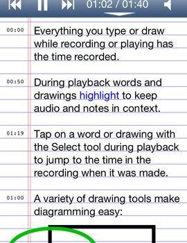 AudioNote Lite Ekran Görüntüleri - 3