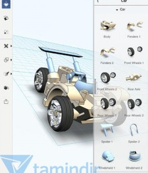 Autodesk 123D Design Ekran Görüntüleri - 5