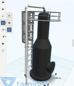 Autodesk 123D Design Ekran Görüntüleri - 3