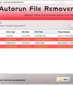 Autorun File Remover Ekran Görüntüleri - 1