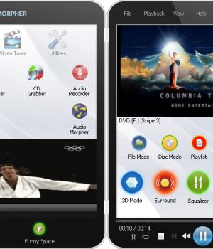 AV Media Player Morpher Ekran Görüntüleri - 6