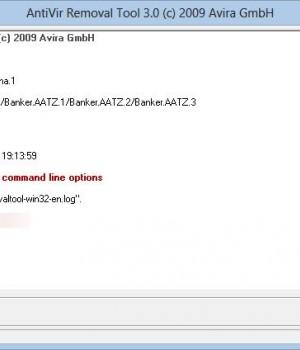 Avira AntiVir Removal Tool Ekran Görüntüleri - 1