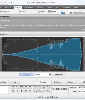 AVS Audio Editor Ekran Görüntüleri - 3