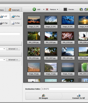 AVS Image Converter Ekran Görüntüleri - 2