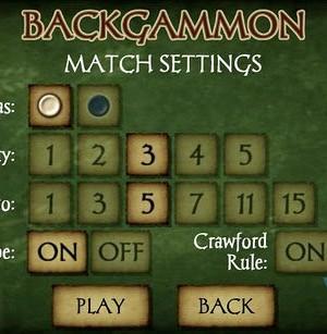 Backgammon Free Ekran Görüntüleri - 3
