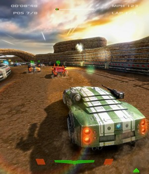 Battle Riders Ekran Görüntüleri - 8