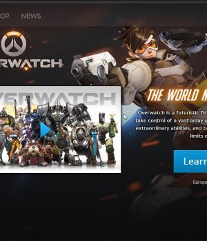 Battle.net Ekran Görüntüleri - 1
