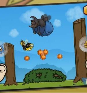 Bee Avenger Free Ekran Görüntüleri - 3