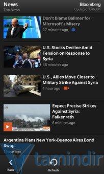 Bloomberg Ekran Görüntüleri - 3