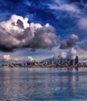 Bulutlar Teması Ekran Görüntüleri - 1