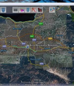 Bursa 3 Boyutlu Kent Rehberi Ekran Görüntüleri - 8