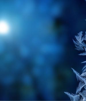 Buz Oluşumları Teması Ekran Görüntüleri - 2