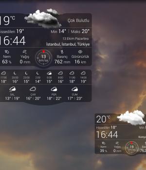 Canlı Hava Durumu Ekran Görüntüleri - 1