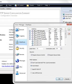 Cerberus FTP Server Ekran Görüntüleri - 2