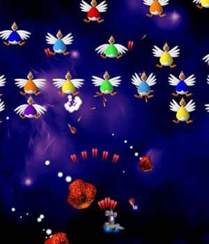 Chicken Invaders 2 Ekran Görüntüleri - 1
