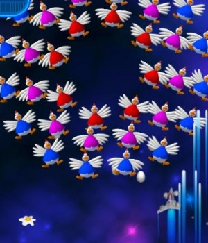 Chicken Invaders 3 Ekran Görüntüleri - 2