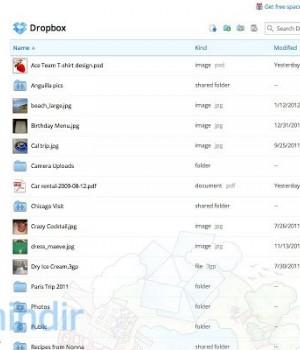 Chrome DropBox Ekran Görüntüleri - 1