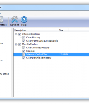 Clever Privacy Cleaner Free Ekran Görüntüleri - 1