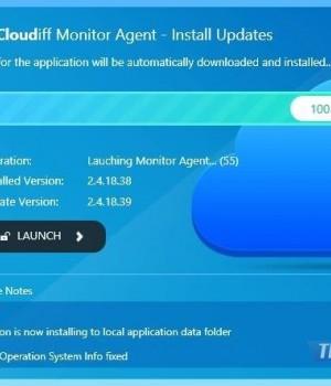 Cloudiff Monitor Agent Ekran Görüntüleri - 2