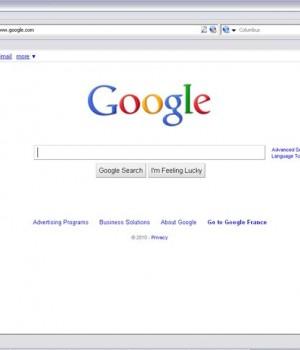 Columbus Web Browser Ekran Görüntüleri - 1