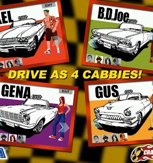 Crazy Taxi Ekran Görüntüleri - 4