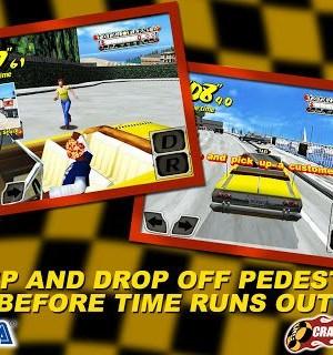 Crazy Taxi Ekran Görüntüleri - 3