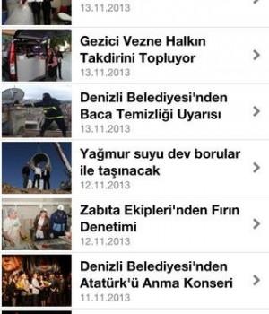 Denizli Büyükşehir Belediyesi Ekran Görüntüleri - 1