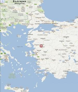 Deprem Bilgi Sistemi Ekran Görüntüleri - 3