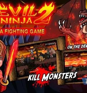 Devil Ninja 2 Ekran Görüntüleri - 5