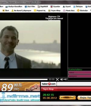 Digimax TV Ekran Görüntüleri - 2