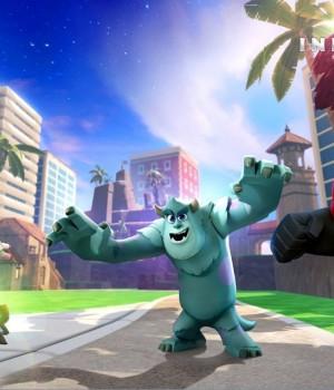 Disney Infinity Teması Ekran Görüntüleri - 2