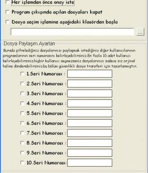 Dosya Şifrele Ekran Görüntüleri - 2