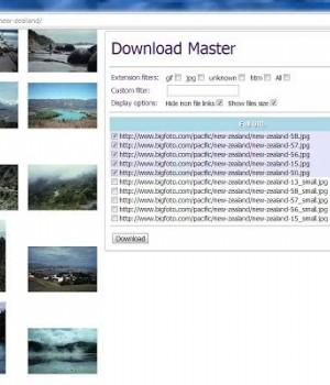 Download Master Ekran Görüntüleri - 3
